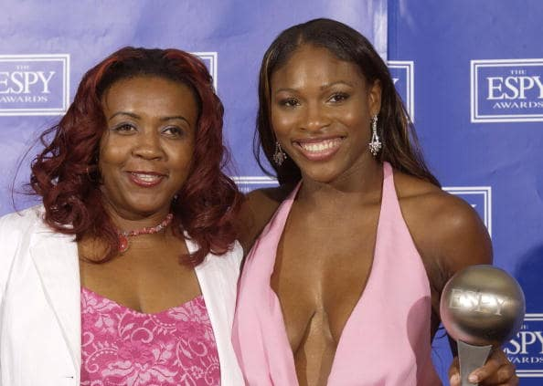 Yetunde Price and Serena Williams (Source: Getty Images)