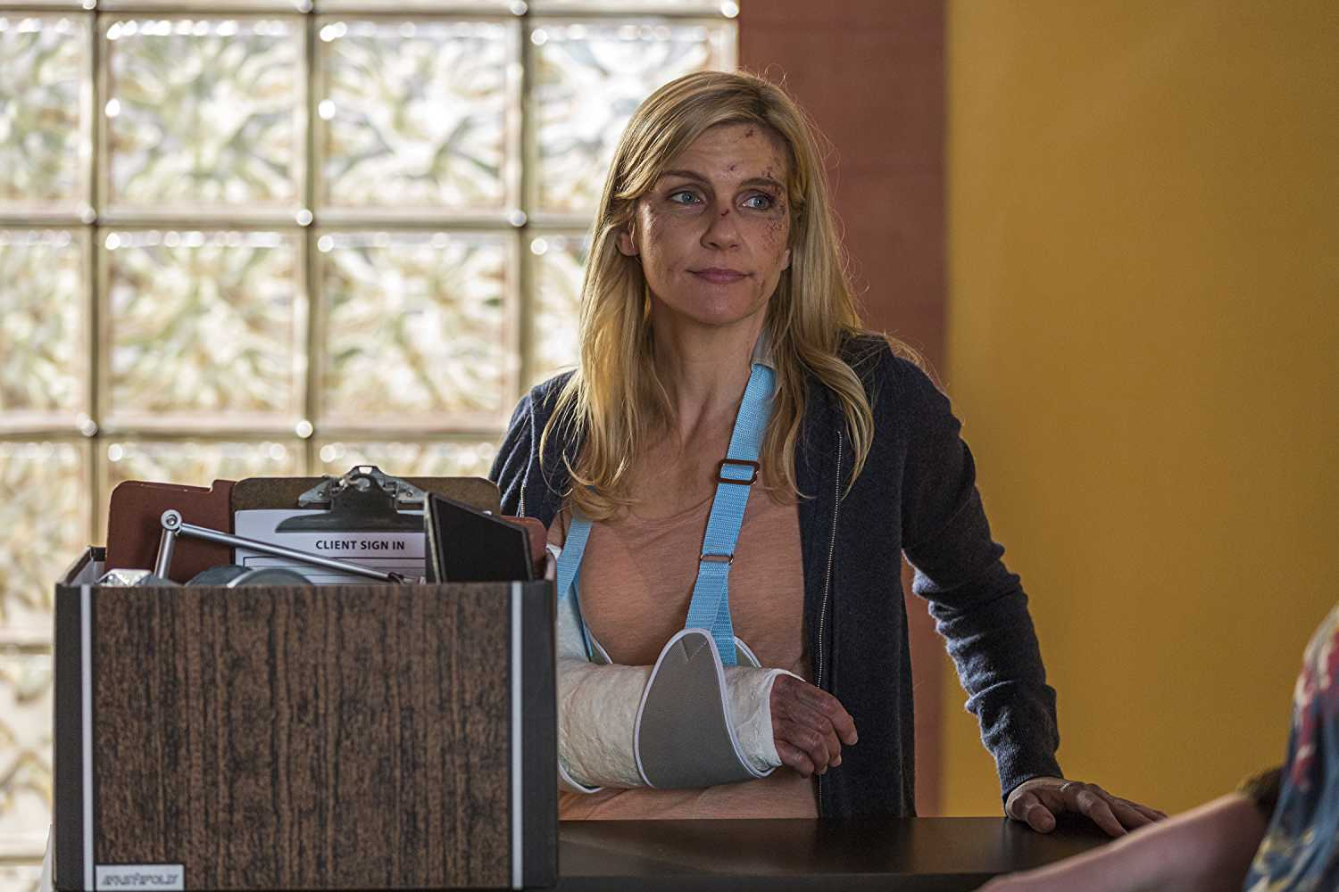 Seehorn portrays Kim Wexler in 'Better Call Saul' (Source: IMDb)