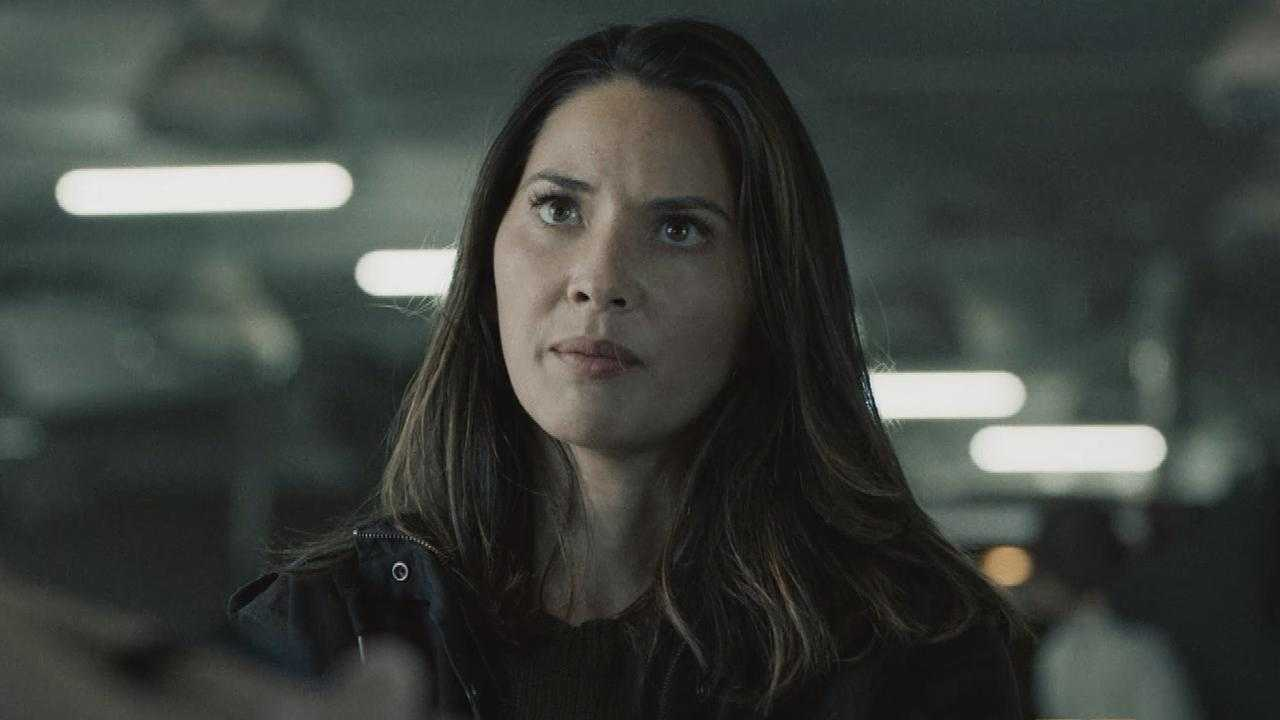 Olivia Munn as Gina Cline (Source: IMDb)