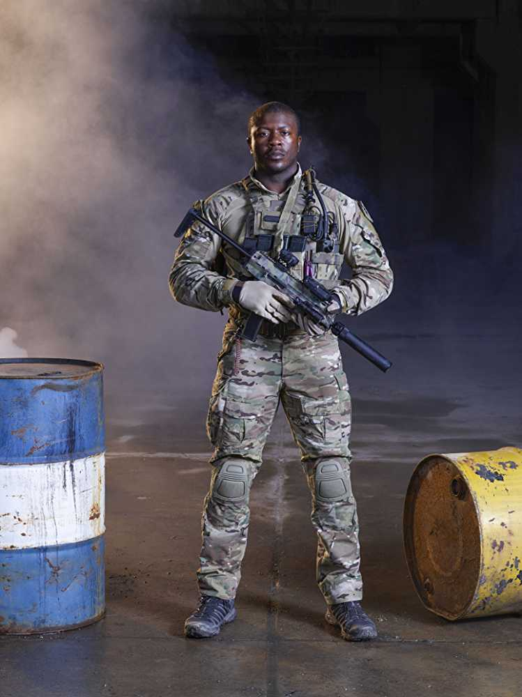 Edwin Hodge as Robert Chase (Source: IMDb)