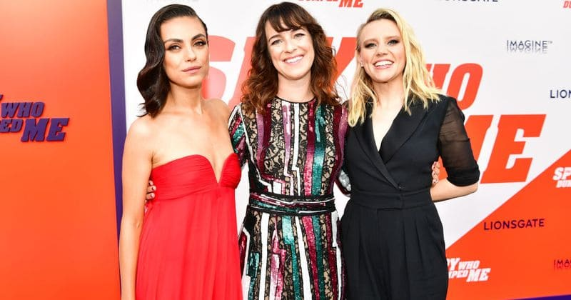"""Depressing to hear the statistics,' says 'The Spy Who Dumped Me' director Susanna Fogel on the number of female directors working in Hollywood"