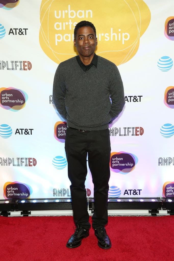 Chris Rock will star in season 4 of 'Fargo' (Source: Monica Schipper/Getty Images for Urban Arts Partnership)