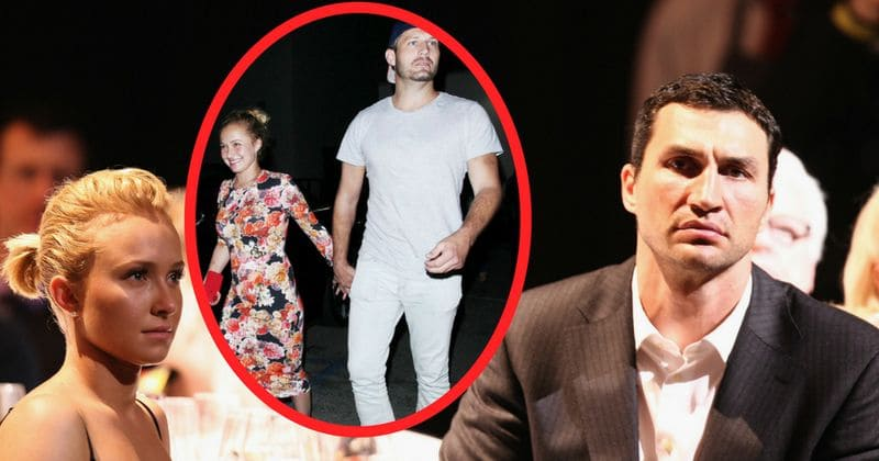 Hayden Panettiere spotted with mystery man, sparks rumors of split with fiancé Wladimir Klitschko