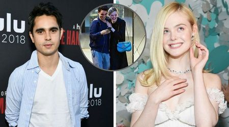 New couple alert: Elle Fanning and Max Minghella spotted strolling streets of London