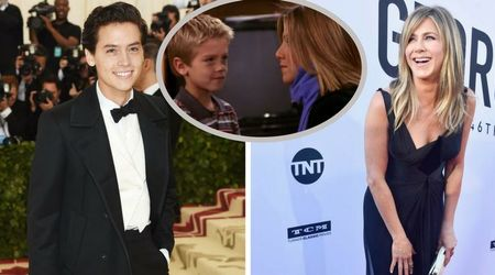 Ready to feel old? Ross's son Ben from hit TV series 'Friends' is now the same age as Rachel was in season 1!