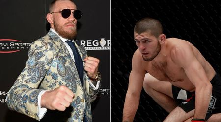 UFC 229: Conor McGregor ends hiatus to fight Khabib Nurmagomedov