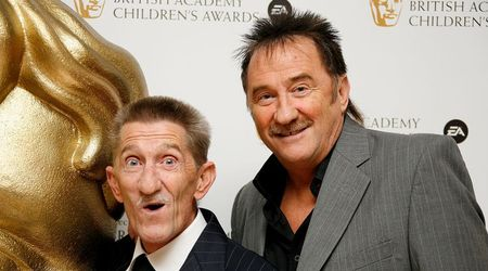 Barry Chuckle, one half of comedy duo The Chuckle Brothers, dies aged 73