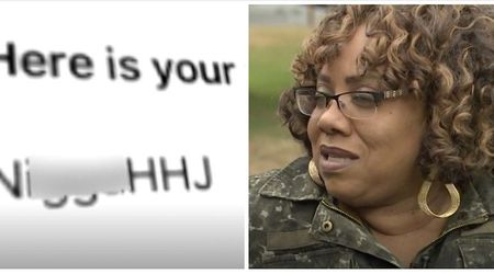 'Shock, disbelief and disgust': Black woman receives n-word as temporary password from her utility company