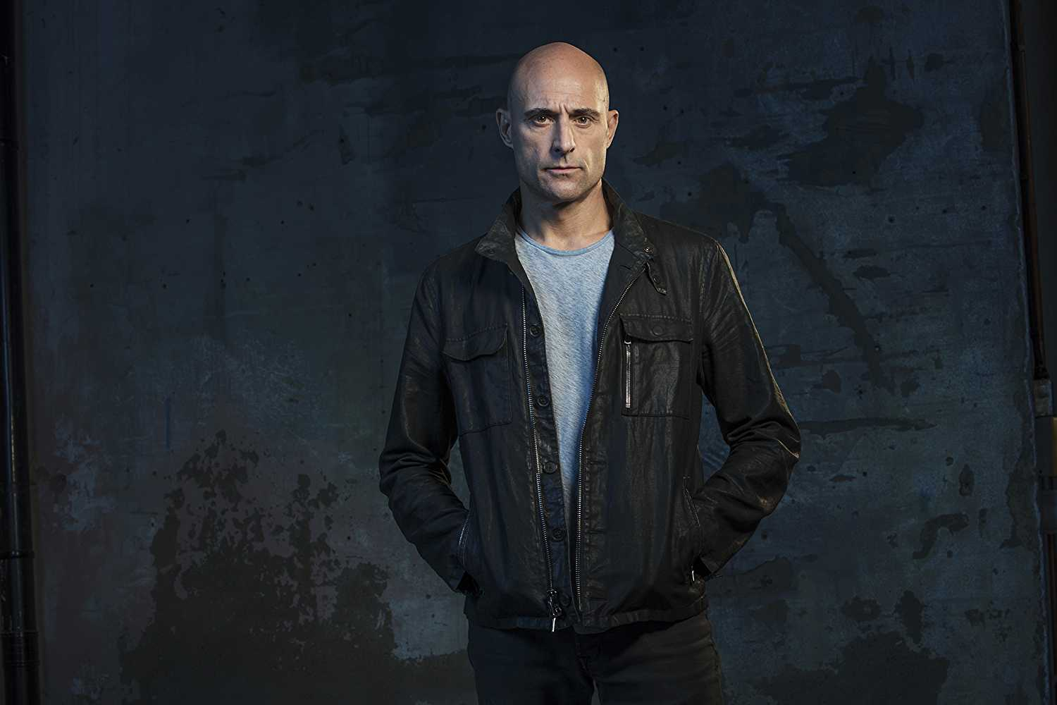 Mark Strong's Max Easton is one of the few positives about the show (Source: IMDb)