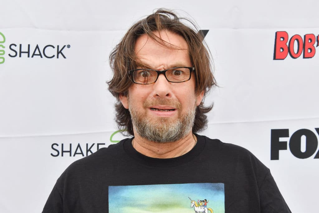 David Herman attends the Bob's Burgers x Shake Shack Pop Up during Comic-Con International 2018 at Shake Shack on July 20, 2018 in San Diego, California. (Photo by Dia Dipasupil/Getty Images)