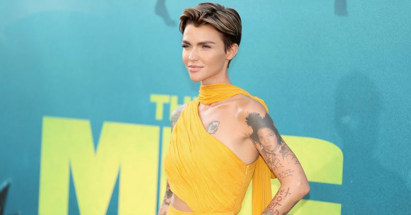 Ruby Rose to play a lesbian Batwoman in CW's annual crossover event of DC shows