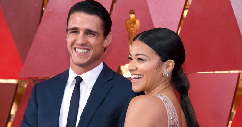 'Jane the Virgin' star Gina Rodriguez confirms engagement to longtime beau Joe LoCicero