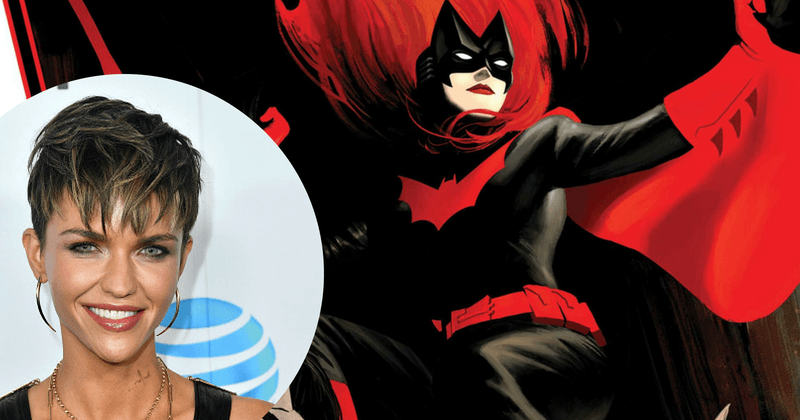 """The Bat is out of the bag"": Ruby Rose speaks out for the first time after being cast as CW's 'Batwoman'"