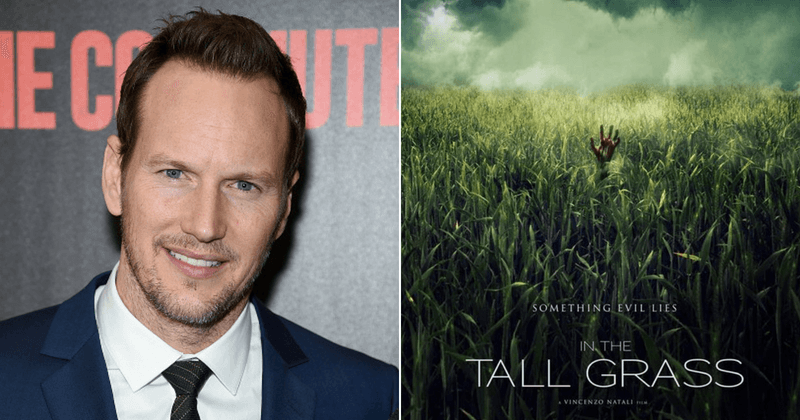 'In the Tall Grass': Netflix adaptation of Stephen King thriller casts horror vet Patrick Wilson