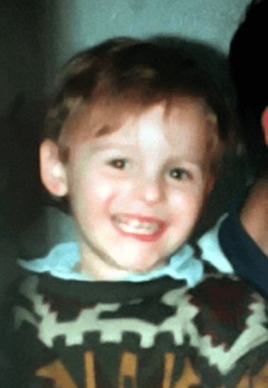 James Bulger was murdered in 1993(Source: Wikipedia)