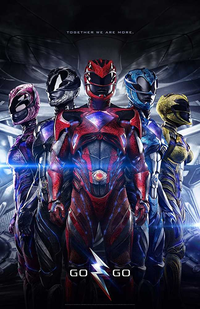 2017's 'Power Rangers' bombed at the Box Office (Source: IMDb)