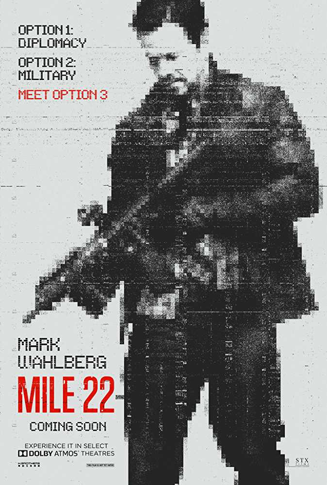 'Mile 22' will premiere on August 17 (Source: IMDb)