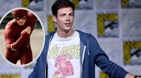 'The Flash' star Grant Gustin fires back at body-shaming fans