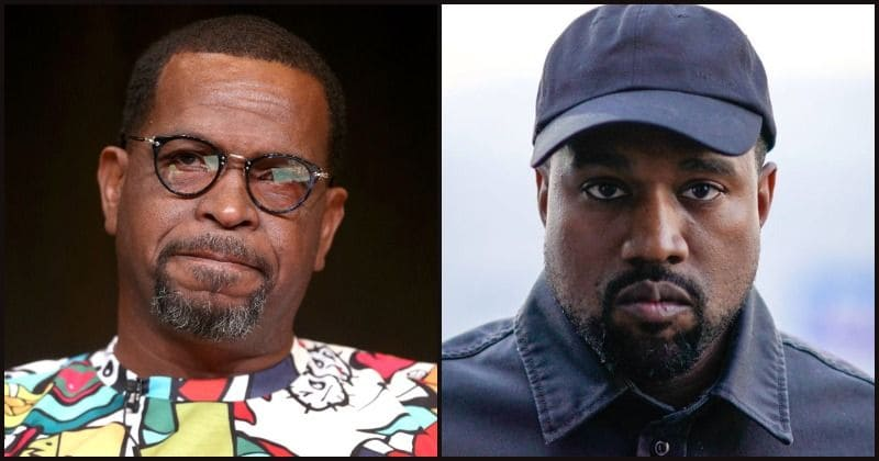 "Rapper Uncle Luke claims Kanye West has to say 'stupid things' or he'll be ""divorced"" out of the Kardashian family"