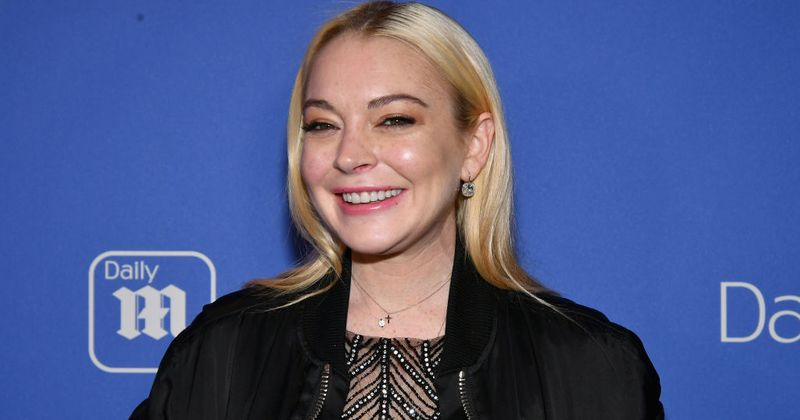 "Lindsay Lohan sparks controversy by suggesting some #MeToo accusers look ""weak"""