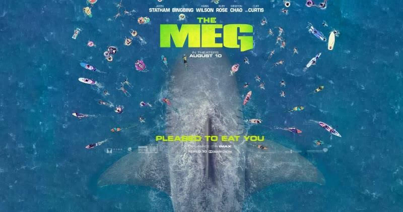 The creators behind 'shark-ized' monster in 'The Meg' hope 'fear and humanity' works in their favor