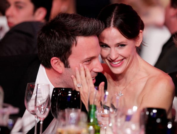 Actor Ben Affleck and actress Jennifer Garner pose during the 16th annual Critics' Choice Movie Awards at the Hollywood Palladium on January 14, 2011 in Los Angeles, California. (Photo by Christopher Polk/Getty Images for VH1)