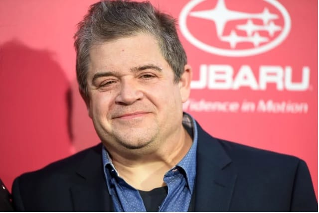 Patton Oswalt will essay ay the role of the supervillain and mad scientist Professor Dementor (Robyn Beck/AFP/ Getty Images)