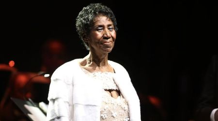 Aretha Franklin resting and recovering at home as her family remains hopeful after the singer's recent health scare