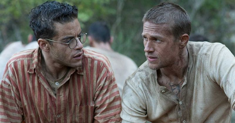 Watch Bleecker Street Releases Two New Clips From Papillon Starring Charlie Hunnam And