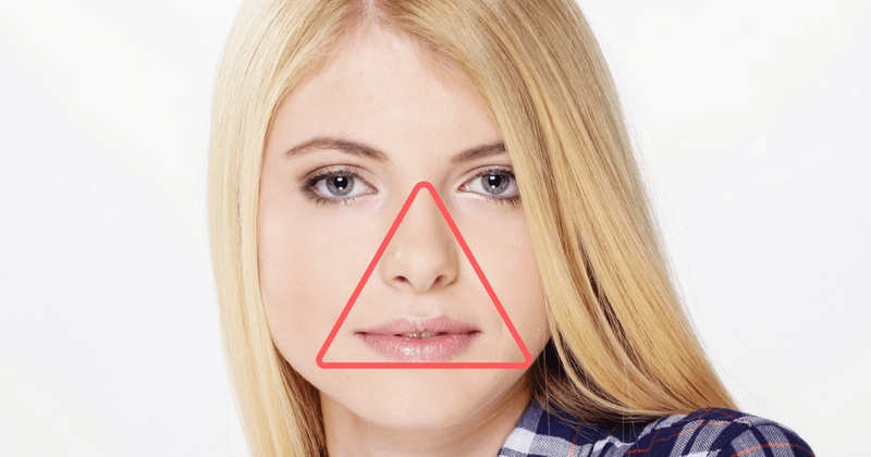 Here S Why You Should Never Pop A Pimple In Triangle Of