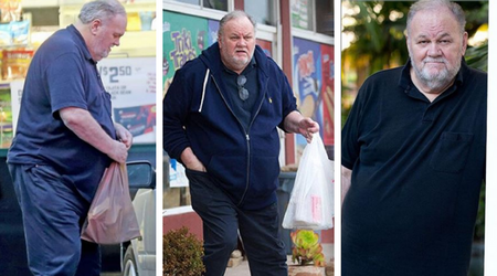 DADDY COOL: Thomas Markle set to become fashion icon as he gets set to launch his own clothing line!