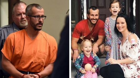 Chris Watts exchanged loving messages with family barely months before murdering them