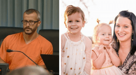 Chris Watts allegedly strangled his daughters to death before putting bodies in oil well, court documents reveal