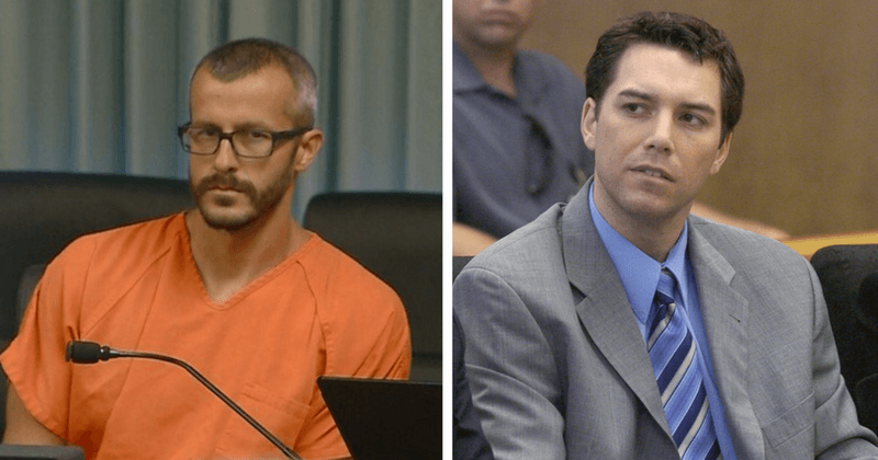 Chris Watts and Scott Peterson: The terrifying similarities