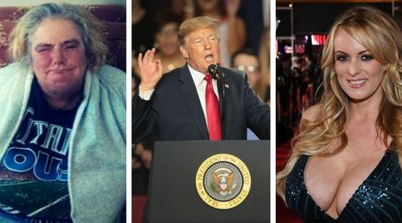 Stormy Daniels' estranged mother calls her an 'attention seeker' and wishes Trump was her son-in-law