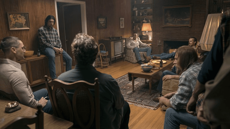 Felix Kendrickson's home in 'BlacKkKlansman'