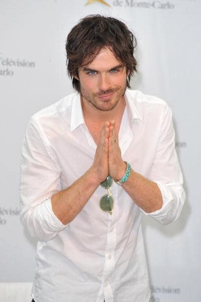Ian Somerhalder partnered with Royal Canine US to raise awareness for its Take Your Cat to the Vet Day (Getty Images)