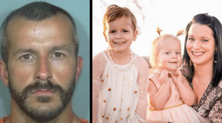 Chris Watts allegedly strangled his daughters to death