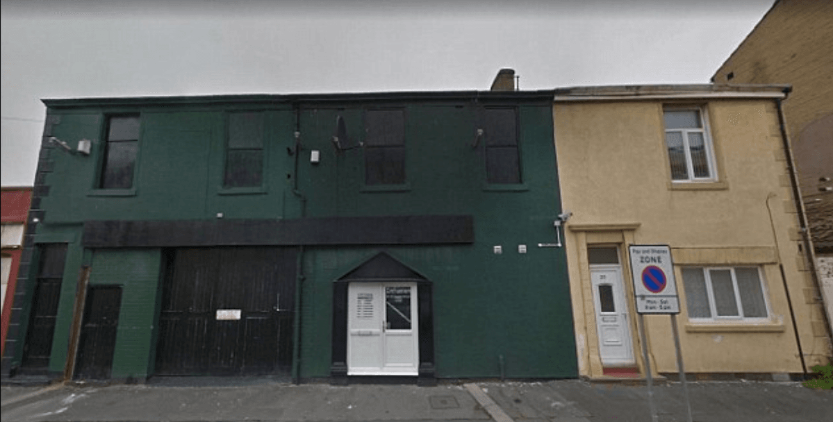 Watson was found guilty of causing Mr Tillyer actual bodily harm by repeatedly headbutting him and punching him at the Infusion club (pictured). (Google Earth)