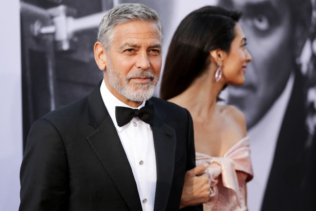 George Clooney topped the list, with an earning of $239 million (Getty Images)