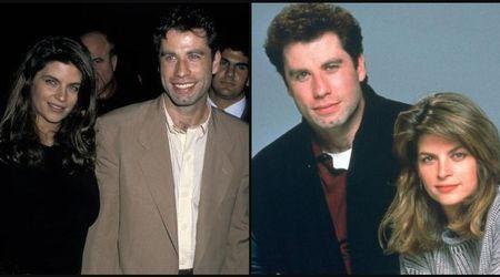 John Travolta credits Scientology with helping him through