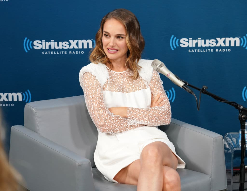 Natalie Portman made her directorial debut in 2015 film 'A Tale of Love and Darkness' (Getty Images)