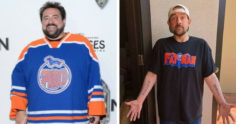 kevin smith diet heart attack