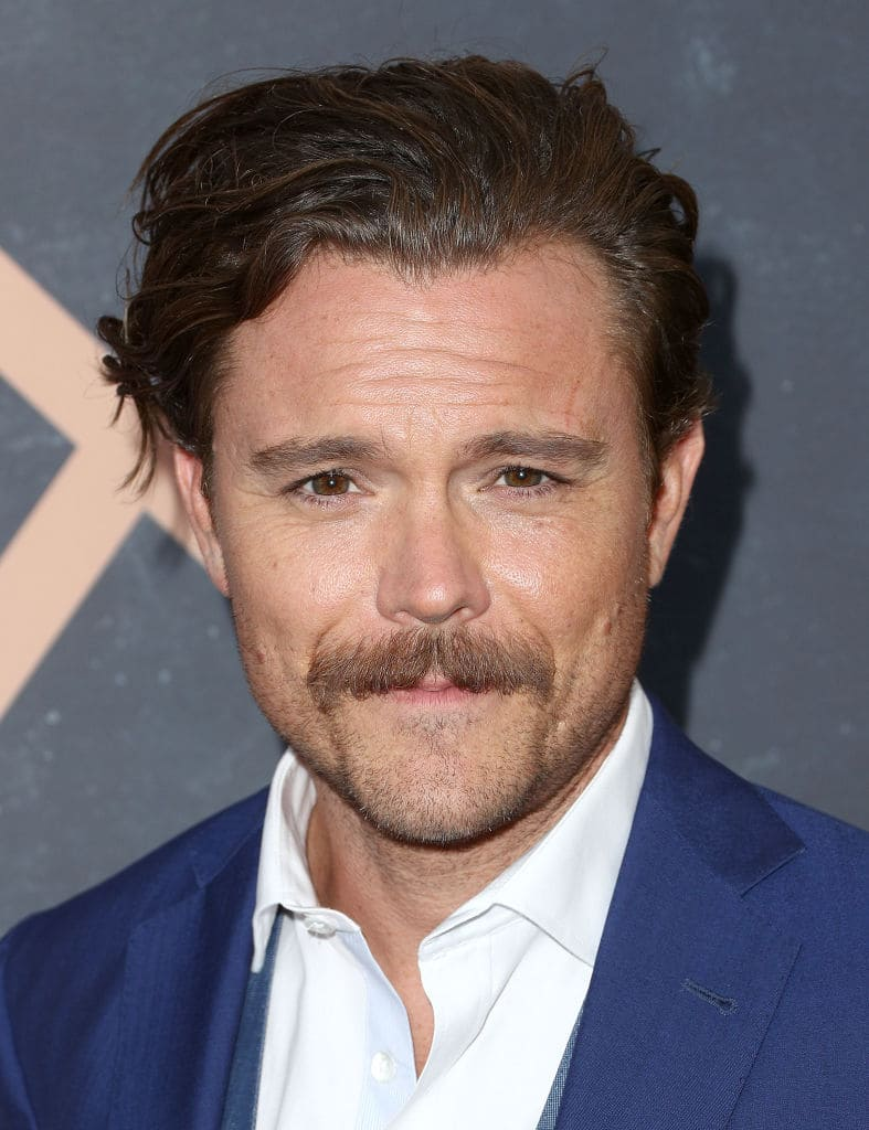 Actor Clayne Crawford attends FOX Fall Party at Catch LA on September 25, 2017, in West Hollywood, California (Getty Images)
