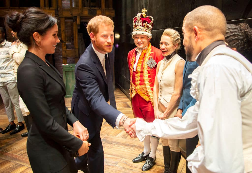 The event was held in order to benefit Prince Harry's charity Sentebale which works for and tries to help children and young people who have been affected by HIV in Southern Africa (Getty Images)