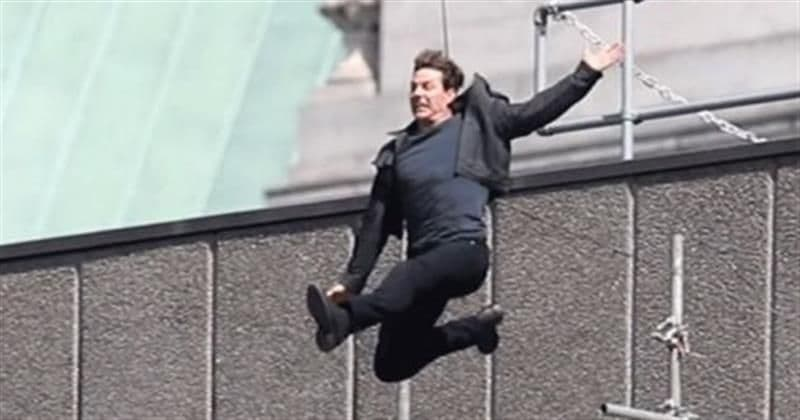 Tom Cruise injured after MI:6 stunt goes horribly wrong...here are 6 other times film stunts have misfired
