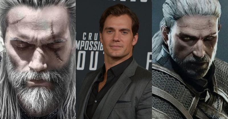 Henry Cavill To Play Geralt Of Rivia In Netflix S The