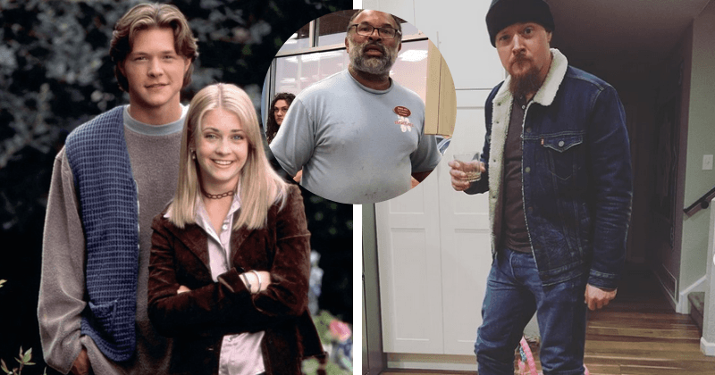 'Sabrina the Teenage Witch' star Nate Richert defends Geoffrey Owens, reveals he's working as a janitor to pay bills