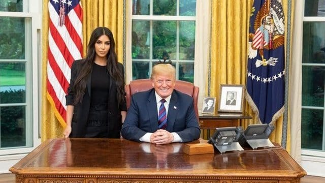 In May, Kim Kardashian visited the White House and appealed to the President to commute 63-year-old Alice Johnson's life sentence