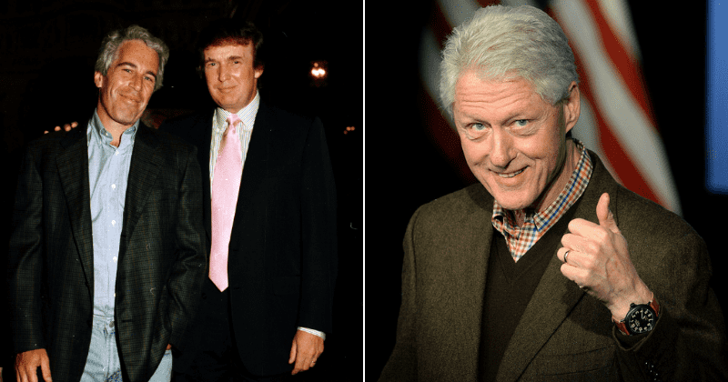 From Donald Trump to Bill Clinton, Jeffrey Epstein's political ties run deep and wide